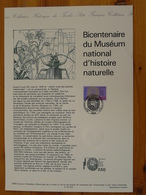 Document Officiel FDC 93-522 Histoire Naturelle Natural History 1993 - Insects