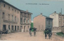 LA FOUILLOUSE - LES MOLINEAUX - France