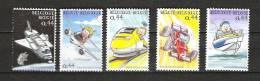 Zegels 3368 - 3372 ** Postfris - Belgien
