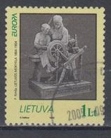 Lithuania 1995 Mi 580  Used Europa - Lituania