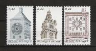 Zegels 3396 - 3398 ** Postfris - Belgien