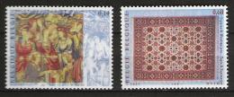 Zegels 3413 - 3414 ** Postfris - Belgien