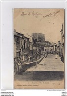 BACCARAT - Rue Du Canal - Très Bon état - Baccarat