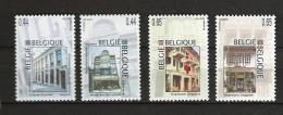 Zegels 3426 - 3429 ** Postfris - Belgien