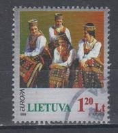Lithuania 1998 Mi 664  Used Europa - Lithuania