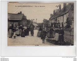 HENRICHEMONT - Rue De Boisbelle - état - Henrichemont