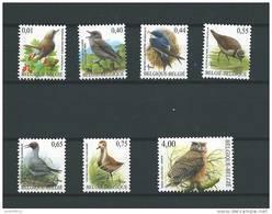 Zegels 3264 - 3270 ** Postfris - Belgien