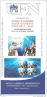 VATICANO - 2016 Brochure Bollettino UFN - Giorn. Mond. Gioventù Cracovia (Papa FRANCESCO) - Emissione Congiunta Polonia - Emissioni Congiunte