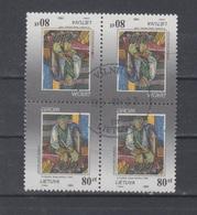 Lithuania 1993 Mi 544  Used Europa - Lithuania