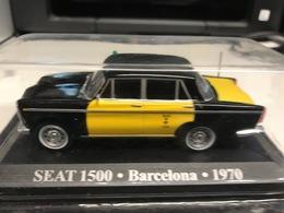 SEAT 1500 - TAXI BARCELONE 1970 - 1/43 - COMME NEUVE SOUS BLISTER - Unclassified