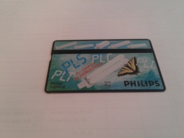 Netherlands - Private Back Print On 20u Optical Phonecard - Paises Bajos