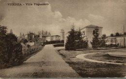VICENA VILLA FOGAZZARO - Vicenza