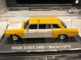 MERCEDES 240 D - TAXI BEYROUTH 1970 - 1/43 - COMME NEUVE SOUS BLISTER - Unclassified