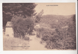 Au Plus Rapide Les Maurins Marseille Quartier Allauch Le Logis Neuf - Allauch