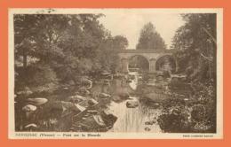 A719 / 541  86 - NERIGNAC Pont Sur La Blourde - Francia