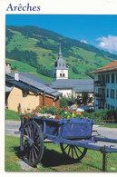 Savoie, Areches 1080 M,au Detour D Un Chemin - Francia