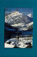 Dep 74, Chatel,mont Chauffé, Au Loin La Chapelle D'abondance - Châtel
