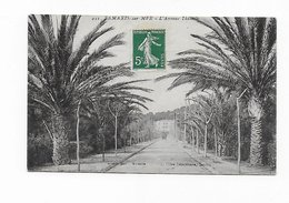 CPA 83 TAMARIS Sur Mer L' Avenue THIERS - Tamaris