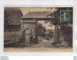 GONFREVILLE CAILLOT - Porte De La Ferme Du Manoir Du Tôt - Très Bon état - Francia