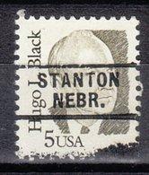USA Precancel Vorausentwertung Preo, Locals Nebraska, Stanton 729 - Vereinigte Staaten