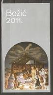 2011 Croatia. Christmas / Booklet ** - Croatia