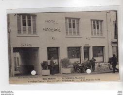 PLOERMEL - Hôtel Moderne - état - Ploërmel
