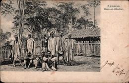 ! 1910 Alte Ansichtskarte Kamerun, Afrika, Händler, Merchants, Duala - Ehemalige Dt. Kolonien