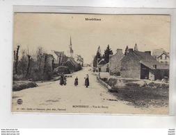 MONTENEUF - Vue Du Bourg - Très Bon état - Francia