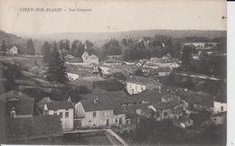 HAUTE MARNE -  CIREY SUR BLAISE - Vue Générale  ( -  Timbre à Date De 1910  - Sujet Commun Mais Carte Peu Commune ) - France