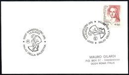 CROSSBOW - ITALIA SANSEPOLCRO (AR) 2003 - PALIO DELLA BALESTRA - CARD - Tiro Con L'Arco
