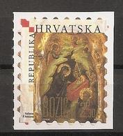 CROATIA 2005,CHRISTMAS,RELIGION,MI NO 745,MNH - Croatia