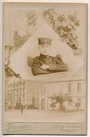 FRANCE - Toulon - Photographie D'un Militaire - 111 ... - Souvenir 1913 - Photo Jacomin Toulon - Guerre, Militaire