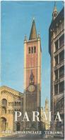 Italien - Parma 1968 - Faltblatt Mit 25 Abbildungen - Dépliants Turistici