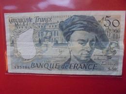 FRANCE 50 FRANCS 1988 CIRCULER (B.5) - 1962-1997 ''Francs''