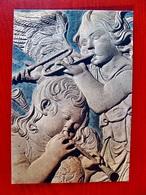 (FG.V42) RIMINI - TEMPIO MALATESTIANO - AGOSTINO DI DUCCIO: ANGELI MUSICANTI (NV) - Sculture