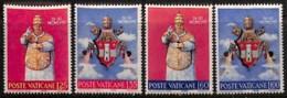 [812975]TB//**/Mnh-Vatican 1959 - N° 268/71, Jean XXIII, Religion, Armoiries, Pape, Sc - Popes