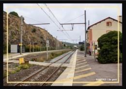66  BANYULS  Sur  MER  ... La  Gare - Banyuls Sur Mer