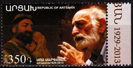 ARMENIA ARTSAKH / KARABAKH 2019-09 Sargsyan - 90. Actor Movie Theatre, MNH - Actors