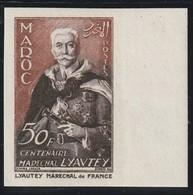 Maric Essai De Couleur Du N° 338 Lyautey - Marokko (1891-1956)