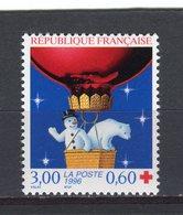 FRANCE - Y&T N° 3039** - MNH - Au Profit De La Croix-Rouge - France