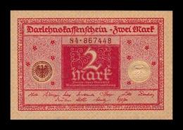 Alemania Germany 2 Mark 1920 Pick 59 SC UNC - 2 Mark