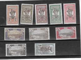 Martinique N° 61 à 75** Sans Les 66-67-68-69-71 - Martinique (1886-1947)