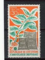 COTE D'IVOIRE - Y&T N° 304** - MNH - Anniversaire De L'Indépendance - Côte D'Ivoire (1960-...)