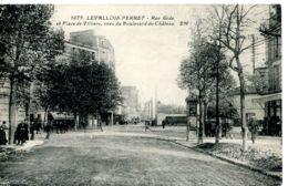 N°2244 T -cpa Levallois Perret -rue Gide- - Levallois Perret
