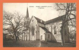 A723 / 235  39 - PORT LESNEY Eglise - Autres Communes