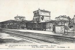 12/27     59   Armentiéres     La Gare    (animations) - Armentieres