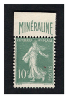 Minéraline N° 188A Timbre ** - Ungebraucht