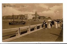 CPA Carte Postale Belgique-Blankenberge- L'estacade En 1909-- VM12052 - Blankenberge