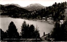 Brandstätter's Seehotel Jägerwirt, Turracherhöhe 1763 M (55-38) * 19. 8. 1955 - Österreich