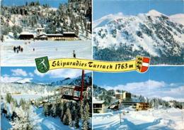 Skiparadies Turrach 1763 M - 4 Bilder * 18. 3. 1975 - Österreich